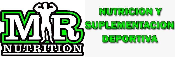 MR Nutrition - Nutrición y Suplementación Deportiva